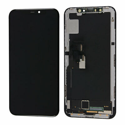 For iPhone X OLED LCD Display Touch Screen Digitizer Assembly Replacement US