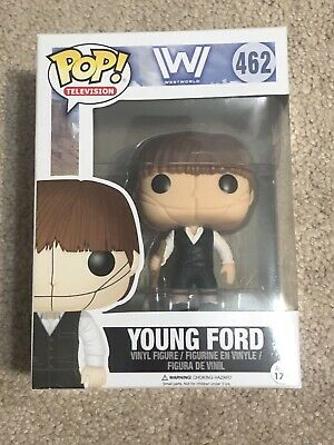 Funko Pop Westworld Young Ford 462