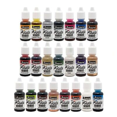 JACQUARD PINATA ALCOHOL INKS 0-5oz Choose Your Color From The Menu