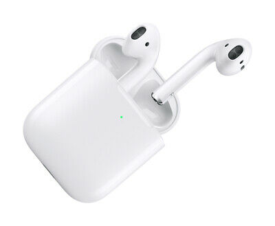 Apple AirPods Generation 2 with Wireless Charging Case MRXJ2AMA