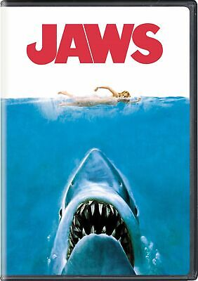 Jaws DVD Roy Scheider NEW