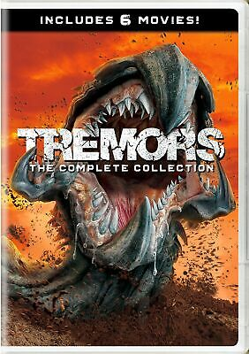 Tremors The Complete Collection DVD Kevin Bacon NEW