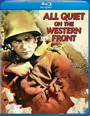 All Quiet On the Western Front Blu-ray Lew Ayres NEW