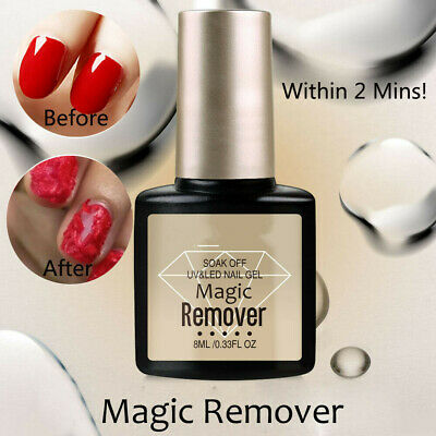 2pcs -Soak Off Nail PolishDip Remover-Free  Shipping