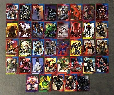 2015 Marvel Retro Base Autograph Auto Parallel Insert Card Singles You Choose