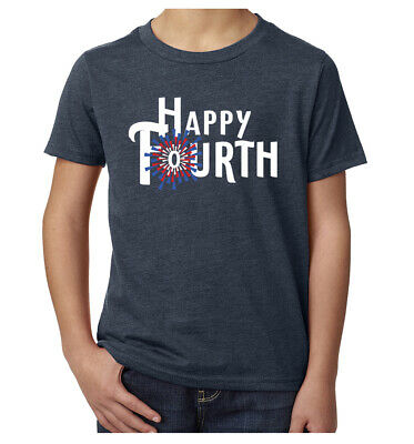 Happy Fourth Of July Kids T-shirts Youth Independence shirts