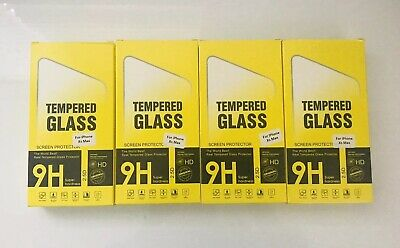 9H Tempered Glass Screen Protector For iPhone Xs Max Lot Of 40 Pcs 10box ✨✨✨