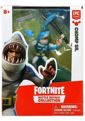 NEW IN BOX Fortnite Battle Royale Collection CHOMP SR-  030 Moose Toys 2019