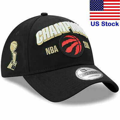 2019 Champions Toronto Raptors New Era For NBA Finals Locker Snapback Hat Cap