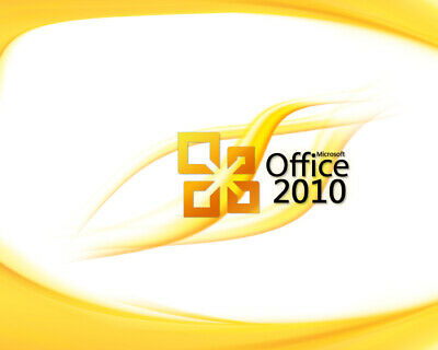 Office Professional 2010 3264bit Download - Genuine Key Product Word  Excel
