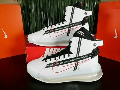 Nike Air Max 720 Saturn WhiteRed Mens Shoes AO2110-100 Multi Size
