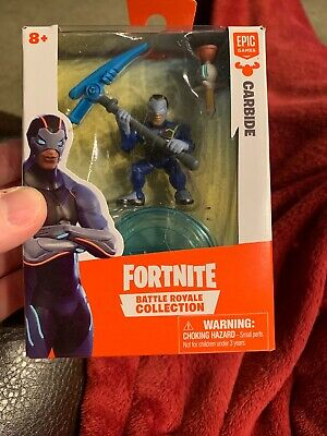 Fortnite Carbide Battle Royale Collection Single Pack  5-3X 3-8