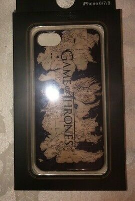 Game Thrones Ipone Case 6-7-8  Multicolor NEW WITH TAGS