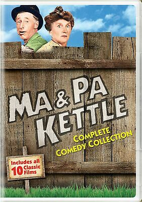 Ma - Pa Kettle Complete Comedy Collection DVD  NEW