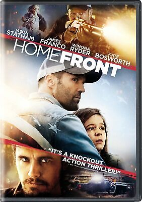 Homefront DVD Jason Statham NEW