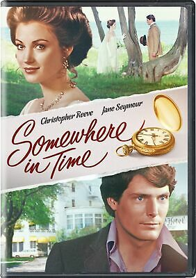 Somewhere in Time DVD Christopher Reeve NEW