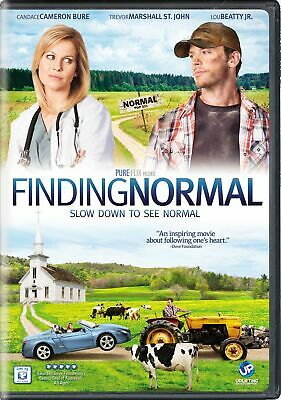 Finding Normal DVD Andrew Bongiorno NEW