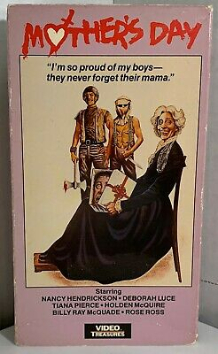 Mothers Day VHS 1988