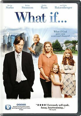 What If- DVD Kevin Sorbo NEW