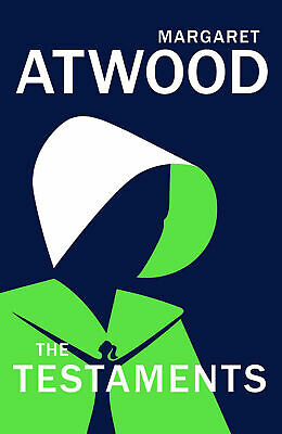 The Testaments The Handmaid's Tale By Margaret Atwood  Hardback
