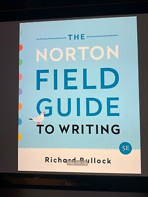 The Norton Field Guide to Writing Fifth Edition