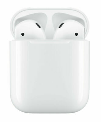Apple AirPods 2nd Generation with Charging Case - White Case MRXJ2AMA