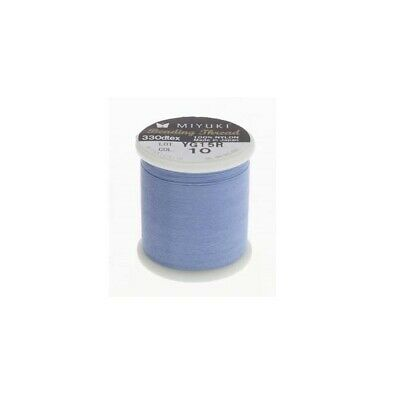 Miyuki Beading Nylon Thread 330 DTEX 50 meters 54-6 yards Light Blue