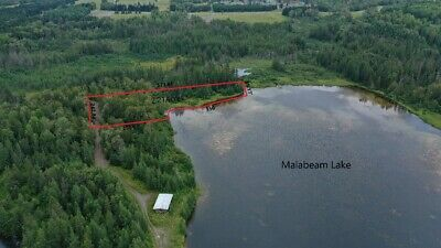 OWN 2-21 ACRES ON A NORTHERN MAINE LAKE