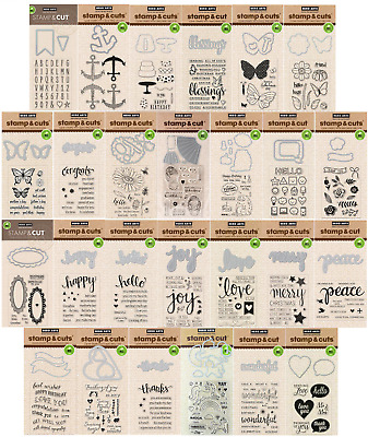 Hero Arts Stamp - Cut YOU CHOOSE All your Favorite Clear Stamps and Match Dies