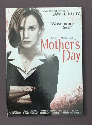 Mothers Day New DVD With Slipcover