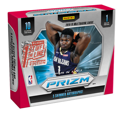 2019-20 PRIZM BASKETBALL FOTL FIRST OFF THE LINE RANDOM PLAYER 1 BOX BREAK 2