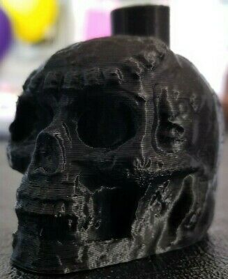 Mayan  Aztec Death Whistle-the disturbing sound can not be forgotten 3D Printed