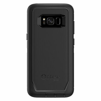 OtterBox Defender Series Case for Samsung Galaxy S8 Black wHolster Belt Clip