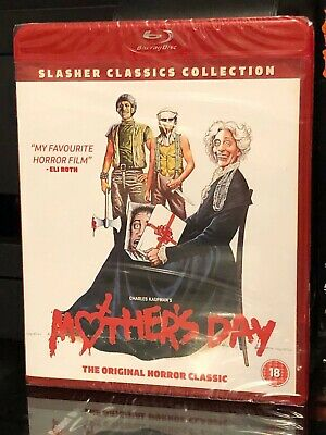 Mothers Day Blu-ray Slasher Classic Collection TROMA 88 FILMS ALL REGION