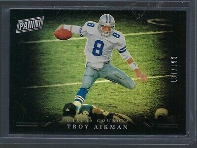 2018 Panini Black Friday Troy Aikman 137199