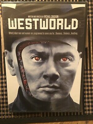 Westworld DVD 2010 PS Yul Brynner Richard Benjamin NEW '73 Film