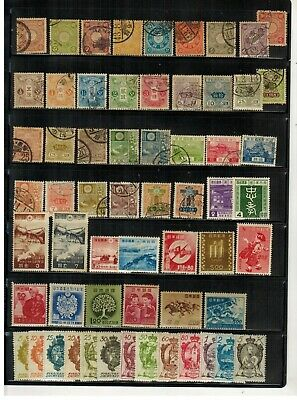 Lot of Worldwide Old Stamps UsedMH