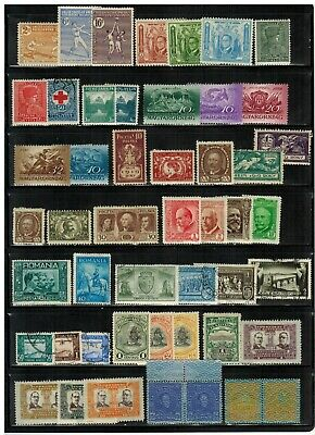 Lot of Worldwide Old Stamps UsedMHMNH