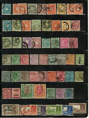 Lot of Worldwide Old Stamps UsedMH-