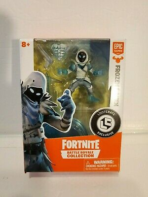 Fortnite Frozen Raven Battle Royale Collection Loot Gaming Loot Crate Exclusive