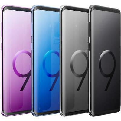 Samsung Galaxy S9 - Factory Unlocked - T-Mobile, AT&T, Sprint 64GB 4G Smartphone