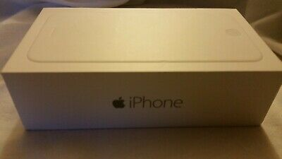 iPhone Box-  NO PHONE INCLUDED-  Box for iPhone 6 64GB