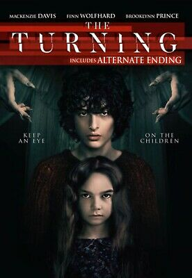 THE TURNING PREORDER HDX VUDU INSTAWATCH Digital ONLY