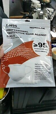 Boca N High Quality  WE WHOLESALE Respirator Protection LimitedTime New 10Pz