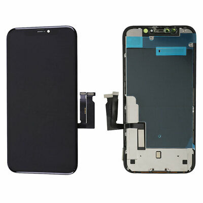 US LCD Display Touch Screen Digitizer Assembly Replacement for iPhone XR Black