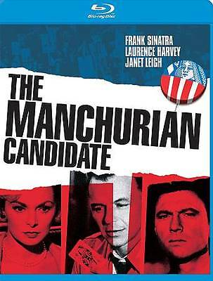 The Manchurian Candidate Sinatra Blu-ray Disc 2011 NEWSEALED FREE SHIPPING
