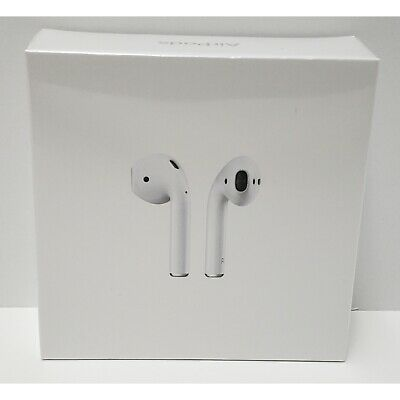 Apple AirPods Gen 2 with Gen 1 Charging Case - White New