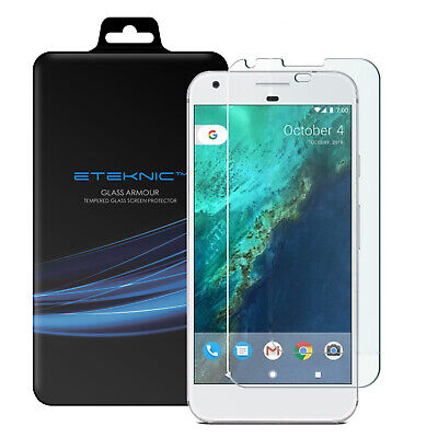 Tempered Glass Screen Protector Film For Google Pixel 1 2 3 3a 4 XL ETEKNIC