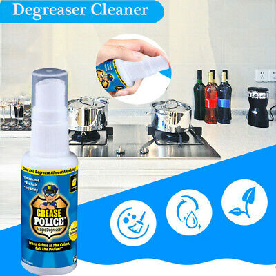 Magic Degreaser Cleaner Spray 30ml Kitchen Bathroom Home Dilute Dirt - Oil