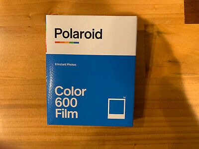 Polaroid Originals Color Instant Film for 600 Camera